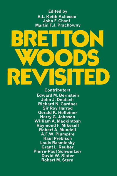 Bretton Woods Revisited - Coverbild