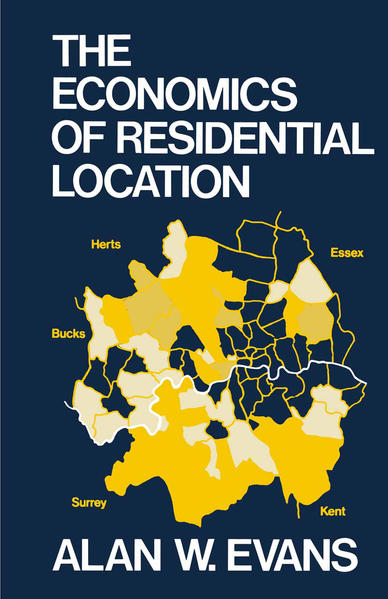 The Economics of Residential Location - Coverbild
