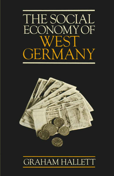The Social Economy of West Germany - Coverbild