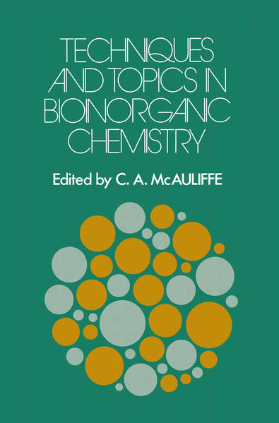 Techniques and Topics in Bioinorganic Chemistry - Coverbild