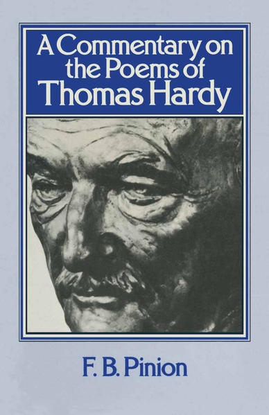 A Commentary on the Poems of Thomas Hardy - Coverbild