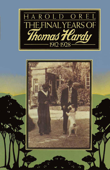 The Final Years of Thomas Hardy, 1912–1928 - Coverbild