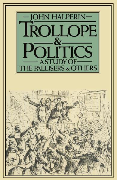 Trollope and Politics - Coverbild