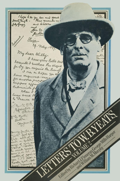Letters to W. B. Yeats - Coverbild