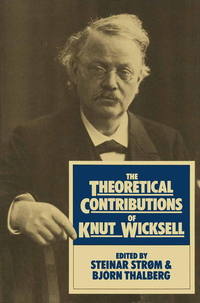 The Theoretical Contributions of Knut Wicksell - Coverbild