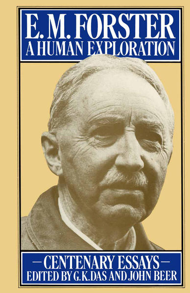 E. M. Forster: A Human Exploration - Coverbild