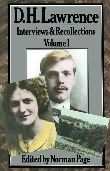 D. H. Lawrence - Coverbild