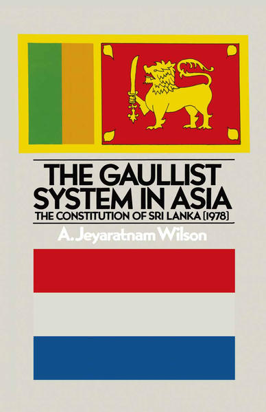 The Gaullist System in Asia - Coverbild