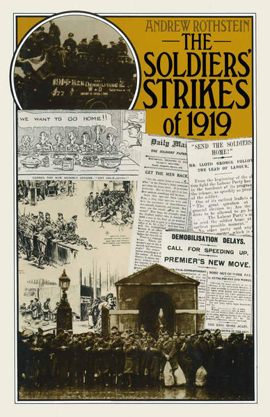 The Soldiers' Strikes of 1919 - Coverbild