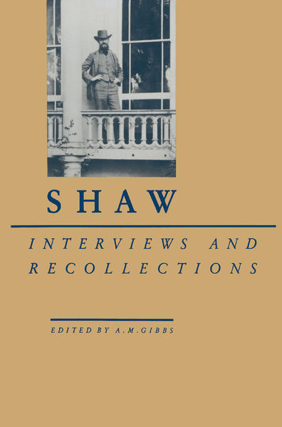 Shaw - Coverbild