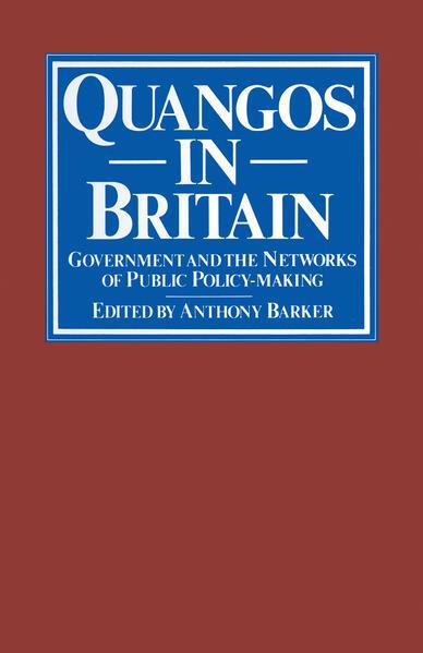 Quangos in Britain - Coverbild