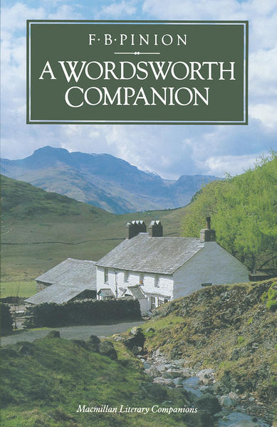 A Wordsworth Companion - Coverbild