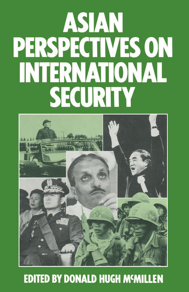 Asian Perspectives on International Security - Coverbild