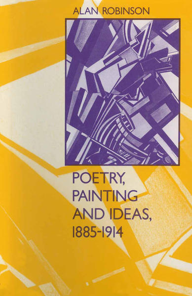Poetry, Painting and Ideas, 1885–1914 - Coverbild