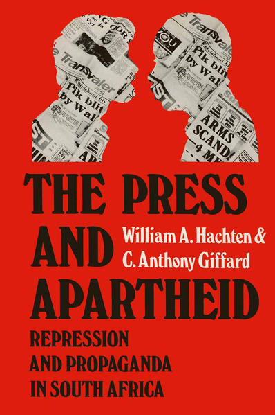 The Press and Apartheid - Coverbild