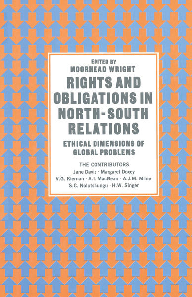 Rights and Obligations in North-South Relations - Coverbild
