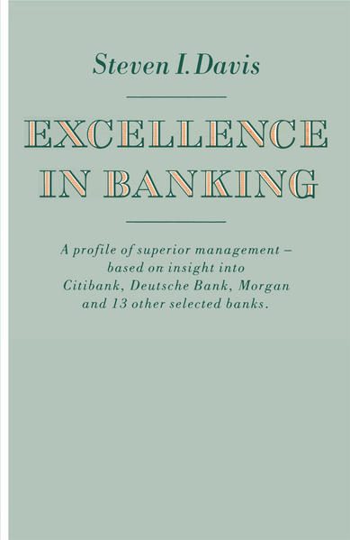 Excellence in Banking - Coverbild