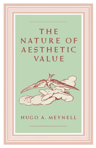The Nature of Aesthetic Value - Coverbild