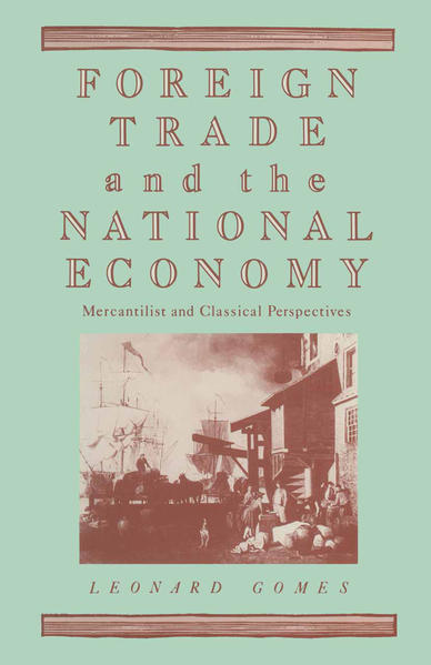 Foreign Trade and the National Economy - Coverbild