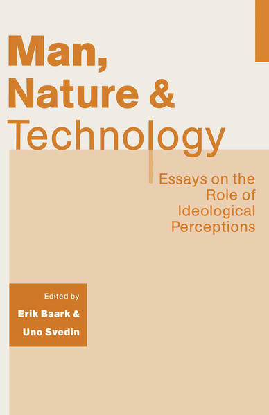 Man, Nature and Technology - Coverbild