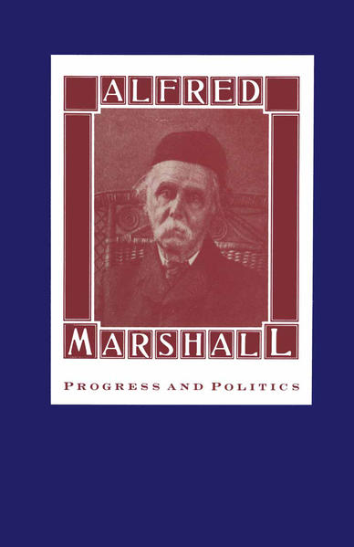 Alfred Marshall - Coverbild