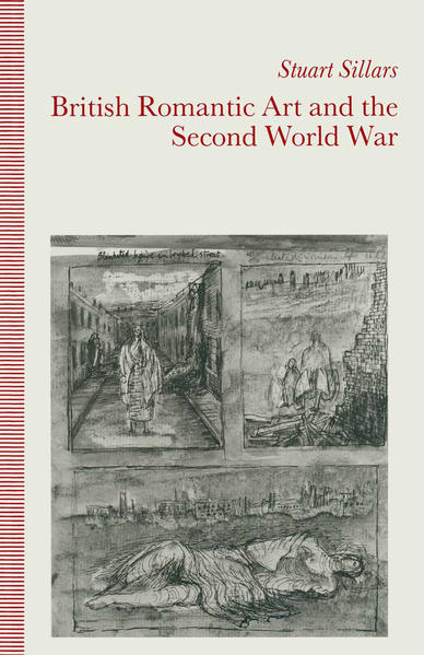 British Romantic Art and the Second World War - Coverbild