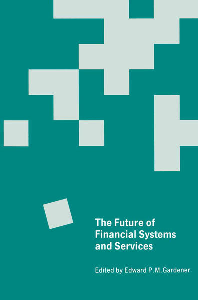 The Future of Financial Systems and Services - Coverbild