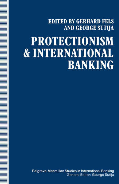 Protectionism and International Banking - Coverbild