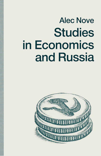 Studies in Economics and Russia - Coverbild