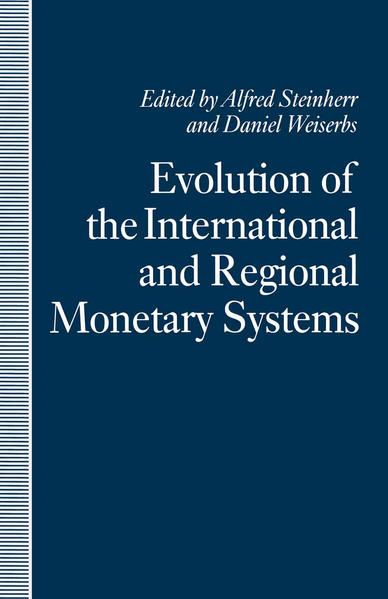Evolution of the International and Regional Monetary Systems - Coverbild