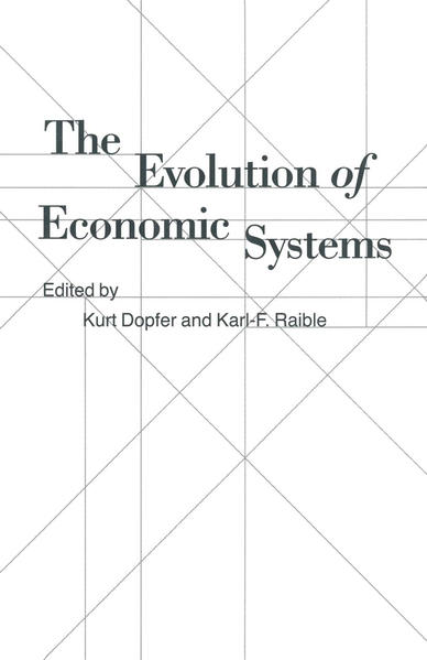 The Evolution of Economic Systems - Coverbild