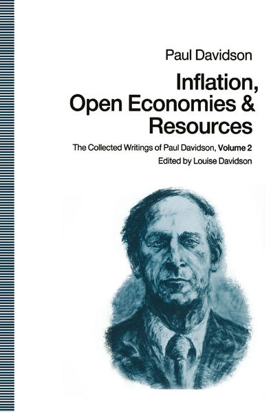 Inflation, Open Economies and Resources - Coverbild