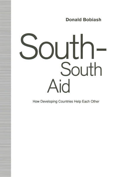 South-South Aid - Coverbild