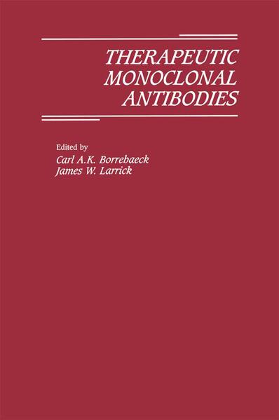 Therapeutic Monoclonal Antibodies - Coverbild