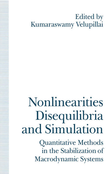 Nonlinearities, Disequilibria and Simulation - Coverbild