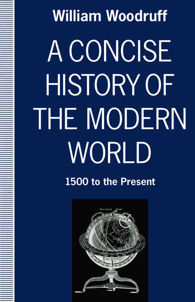 A Concise History of the Modern World - Coverbild