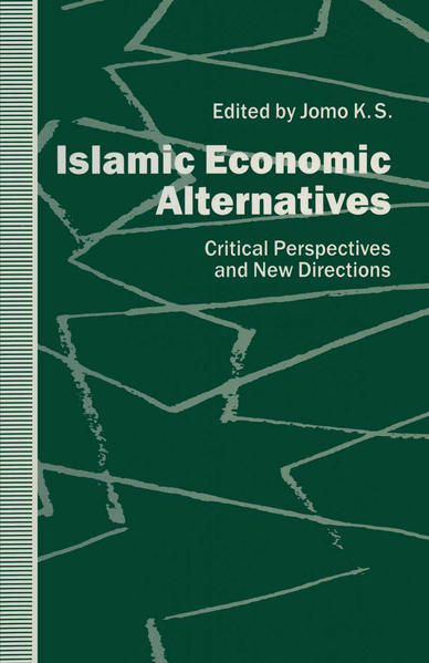 Islamic Economic Alternatives - Coverbild