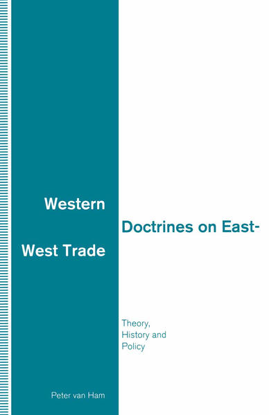 Western Doctrines on East-West Trade - Coverbild