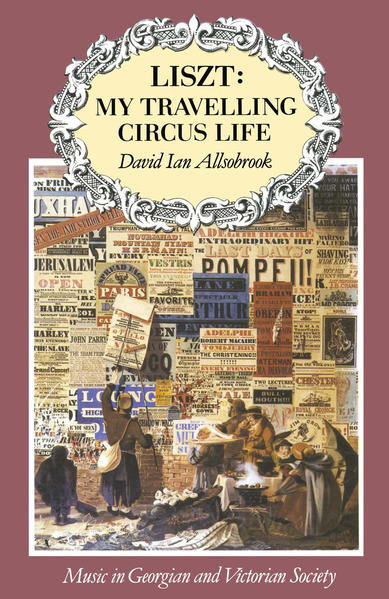 Liszt: My Travelling Circus Life - Coverbild