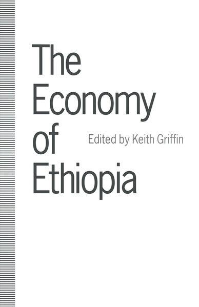 The Economy of Ethiopia - Coverbild