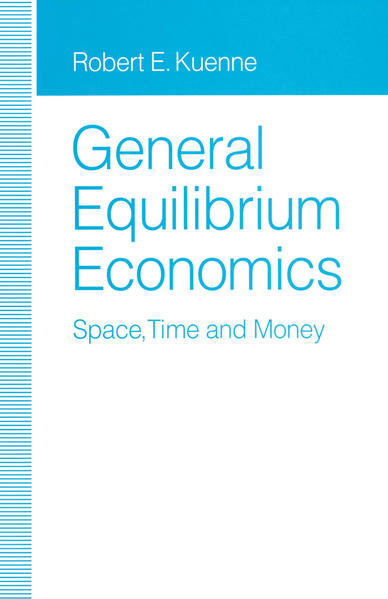 General Equilibrium Economics - Coverbild