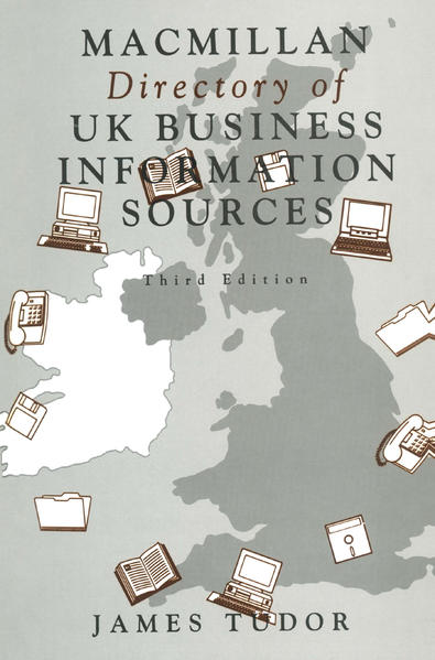 Macmillan Directory of UK Business Information Sources - Coverbild