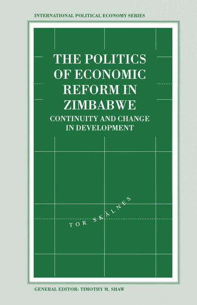 The Politics of Economic Reform in Zimbabwe - Coverbild