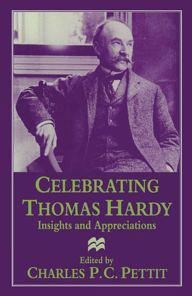 Celebrating Thomas Hardy - Coverbild