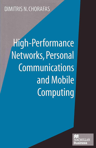 High-Performance Networks, Personal Communications and Mobile Computing - Coverbild