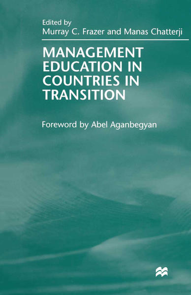 Management Education in Countries in Transition - Coverbild
