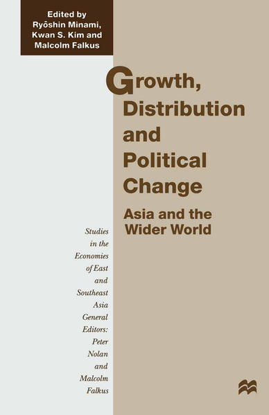 Growth, Distribution and Political Change - Coverbild