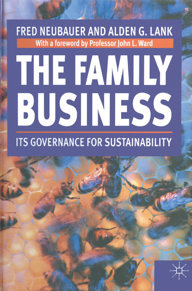 The Family Business - Coverbild