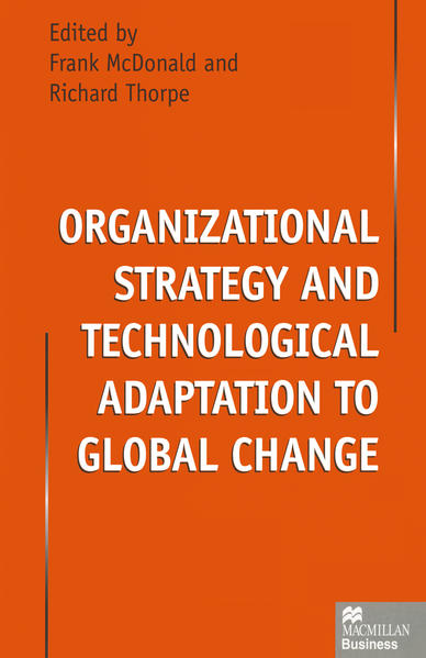 Organizational Strategy and Technological Adaptation to Global Change - Coverbild