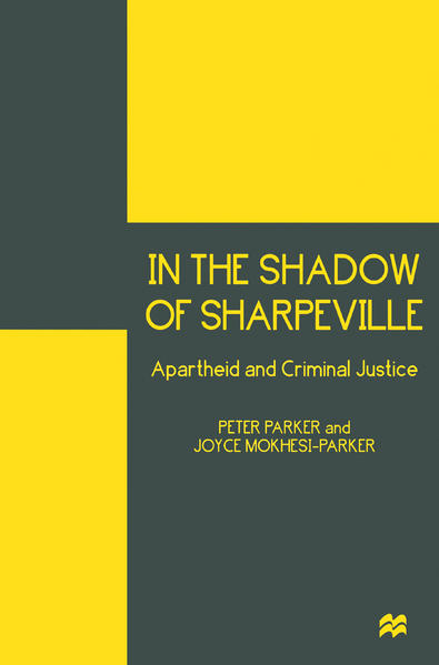 In the Shadow of Sharpeville - Coverbild